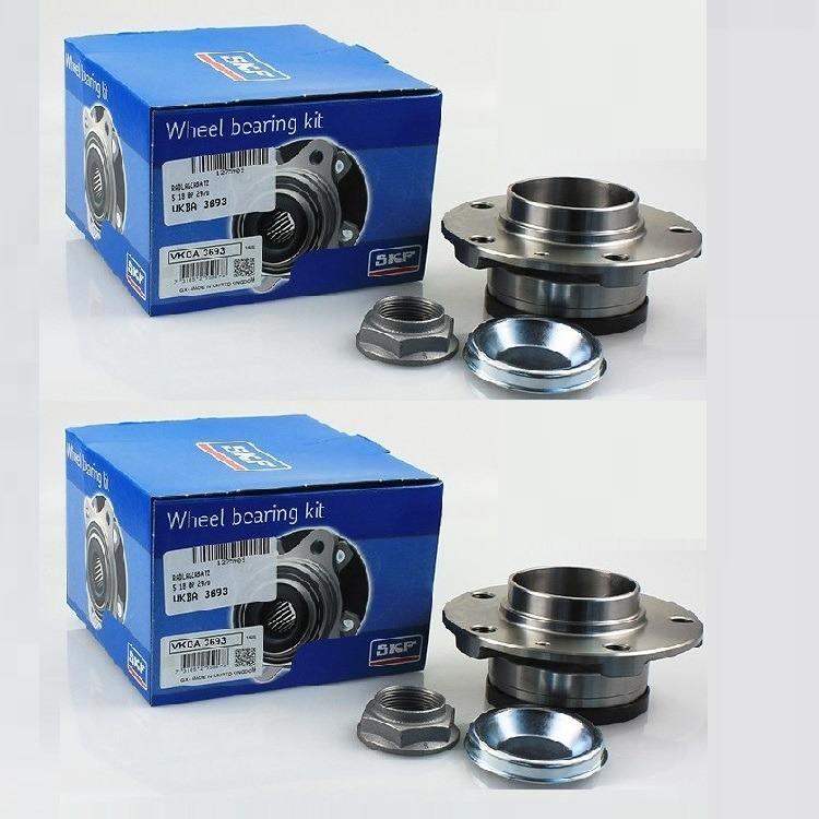 2 SKF Roulement de roue arrière gauche//droite citroen c5 c6 Peugeot 407 508 607