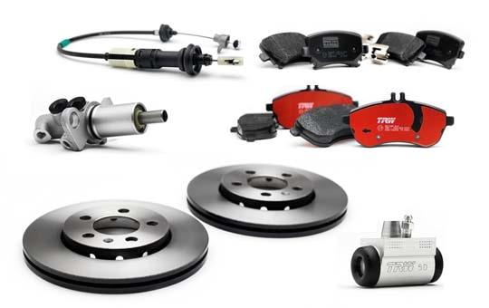 TRW Bremskomponenten bei Autoteile Preiswert kaufen
