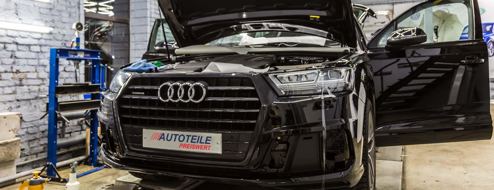 Audi Ersatzteile online kaufen bei Autoteile Preiswert