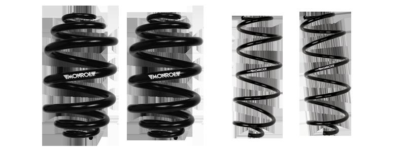 Stoßdämpfer und Federn vom Markenhersteller Monroe kaufen - Autoteile Preiswert