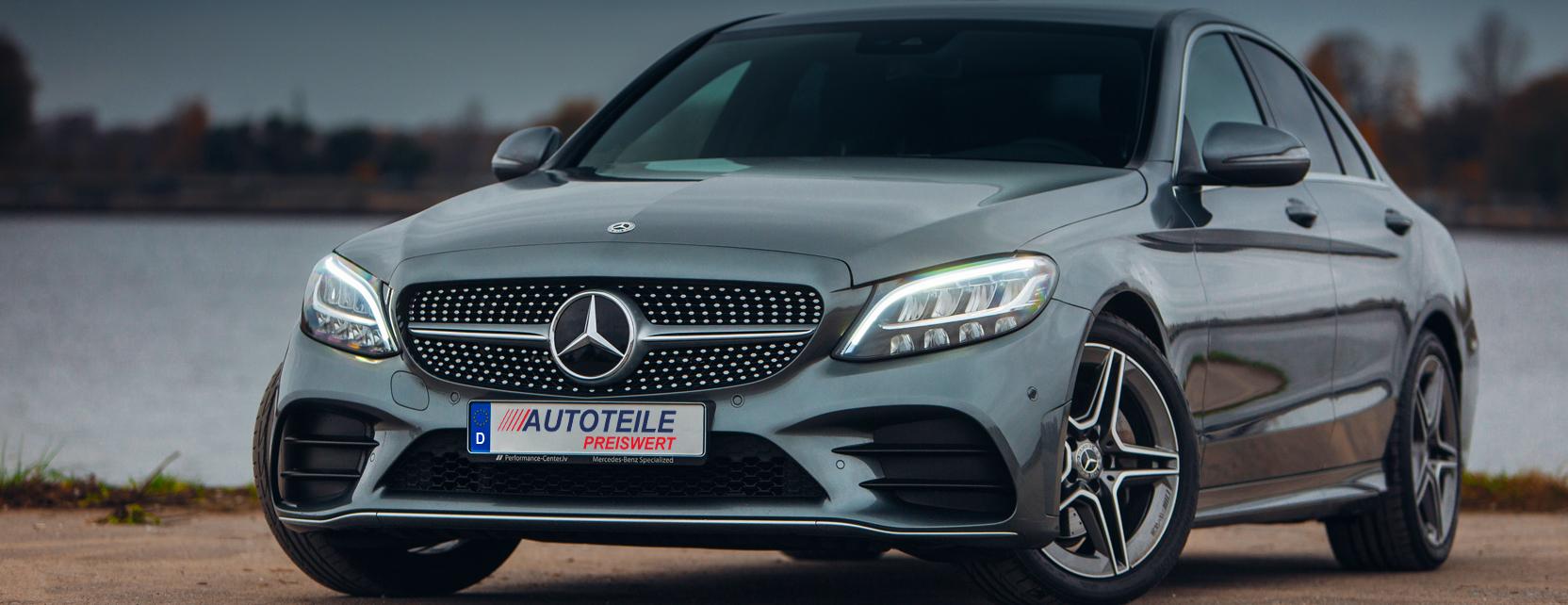 Mercedes Benz Ersatzteile online kaufen bei Autoteile Preiswert