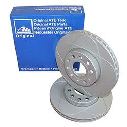 2 Power Disc Bremsscheiben kaufen - ATE bei Autoteile Preiswert