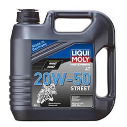 Street 4T 20 W-50 4 Liter kaufen - Liqui Moly bei Autoteile Preiswert