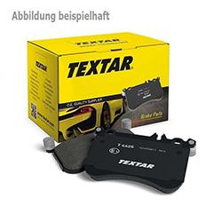 Bremsbeläge hinten Audi A3-A6 TT Seat Leon Skoda Octavia VW Golf Eos kaufen - Textar bei Autoteile Preiswert
