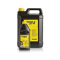 Bremsflüssigkeit DOT4 5 Liter kaufen - Textar bei Autoteile Preiswert