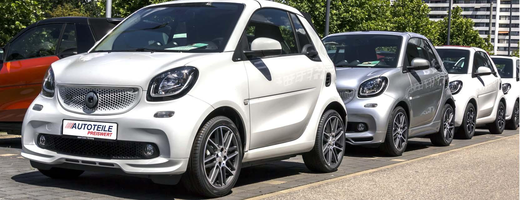 Smart Ersatzteile online kaufen bei Autoteile Preiswert