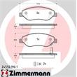 Zimmermann Bremsbeläge vorne Opel Corsa D 1,4 1,7 CDTI
