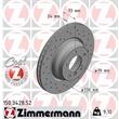 Zimmermann Sport-Bremsscheiben + Beläge + Backen vorne + hinten BMW 3 +Coupe Cabriolet Touring
