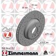 1 Zimmermann Sportbremsscheibe BMW 3er X1