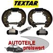 Textar Bremsbacken + Radzylinder für Lucas Renault Clio Twingo