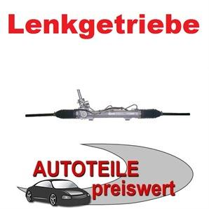 Lenkgetriebe Peugeot