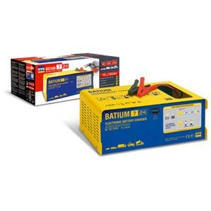 GYS Profi Batterie Ladegerät Batium 7-24 automatik 6-24V 15-130Ah