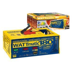 GYS Batterie Ladegerät Wattmatic 180 6-12V 25-180Ah vollaut.