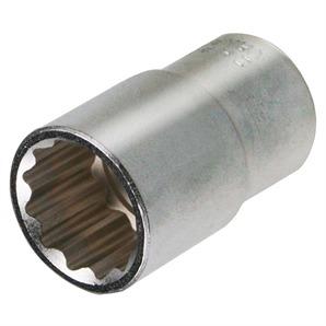 """SW-Stahl Steckschlüsseleinsatz 1/2"""" Zwölfkant 14 mm"""