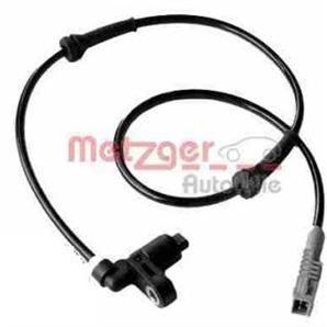 Metzger ABS-Sensor vorne Peugeot 206  1.1-2.0 bei Autoteile Preiswert