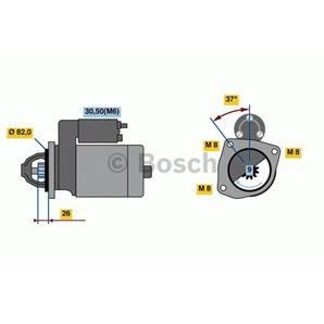 Bosch Anlasser  für Citroen Jumper Fiat Ducato Peugeot Boxer kaufen   Autoteile-Preiswert