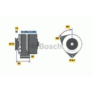 Bosch Generator für Audi VW kaufen   Autoteile-Preiswert