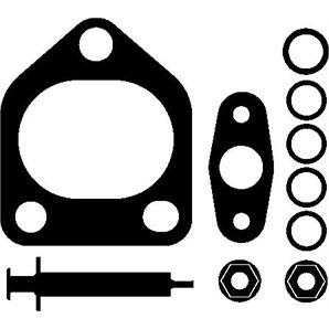 Elring Montagesatz für Turbolader BMW 1 3 5 7 X3 X5 Land Rover MG Opel Omega Rover