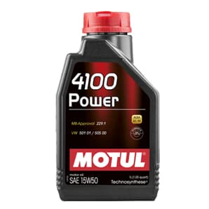 Motul 4100 POWER 15W50 1 Liter