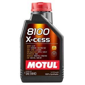 1 Liter Motul 8100 X-cess 5W-40