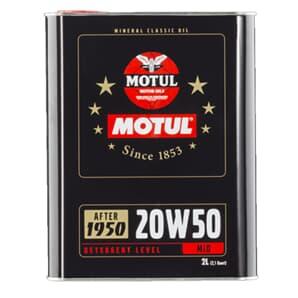 Motul Classic Öl 20W50 2L für  kaufen | Autoteile-Preiswert