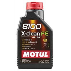 1 Liter Motul 8100 X-Clean FE 5W-30