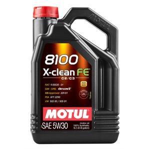 5 Liter Motul 8100 X-Clean FE 5W-30