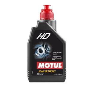 Motul Getriebeöl HD80W90 1 Liter