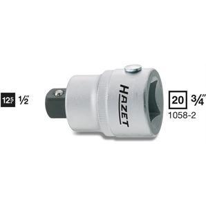"""Hazet Adapter 3/4"""" auf 1/2""""  bei Autoteile Preiswert"""