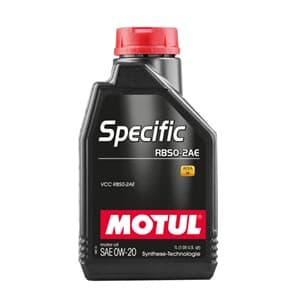 Motul SPECIFIC RBS0-2AE 0W20 1 Liter