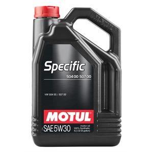 5 Liter Motul Specific 504 507 00 5W-30  bei Autoteile Preiswert