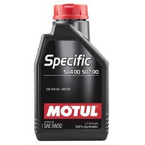1 Liter Motul Specific 504 507 00 5W-30