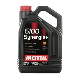 Motul 6100 SYNERGIE 10W40 5 Liter