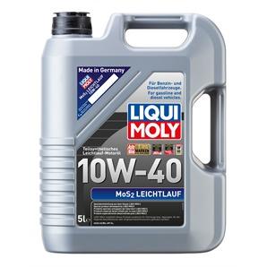 Liqui Moly MoS2 Leichtlauf 10W-40 5 Liter  bei Autoteile Preiswert