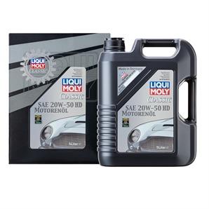 Liqui Moly Classic Motorenöl SAE 20W-50 5 Liter  bei Autoteile Preiswert