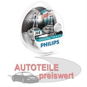 12VH4 X-treme Vision +130% 2er Set Alfa Audi Bmw Fiat Ford Hyundai Opel VW Seat Skoda