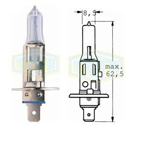 Auto-Lampe 12V 100W H1