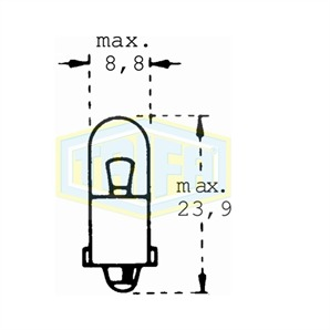 Auto-Lampe