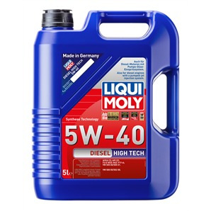 Liqui Moly Diesel High Tech 5 W-40 5 Liter