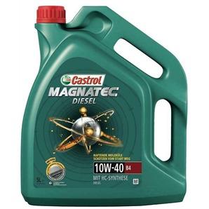 Castrol Magnatec Diesel 10W40 B3 5 Liter
