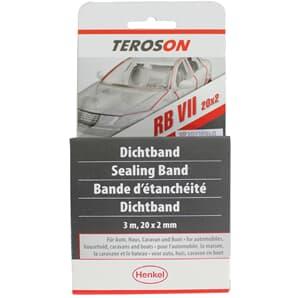 Teroson Dichtband, 20 mm x 2 mm 3 Meter