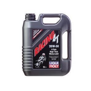 Liqui Moly Racing 4T 20 W-50 4 Liter