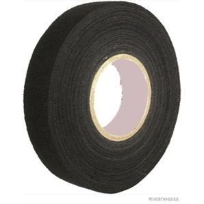 Elparts Isolierband Länge 10m Breits 19mm schwarz Reißkraft 30 N/cm Temperatur -40 °C, bis +105 °C