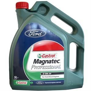 5 Liter Ford Castrol Magnatec 0W-30