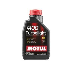 1 Liter Motul 4100 Turbolight 10W-40