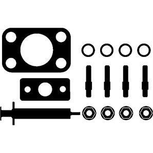 Elring Montagesatz für Turbolader Citroen Fiat Ford Mazda Mini Peugeot Santana Volvo