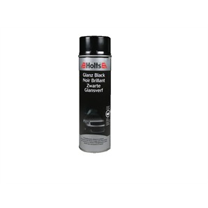 HOLTS Glanz Black Spray +25% 500 ml