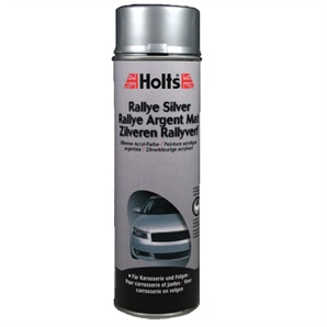HOLTS Rallye Silver Spray +25% 500ml