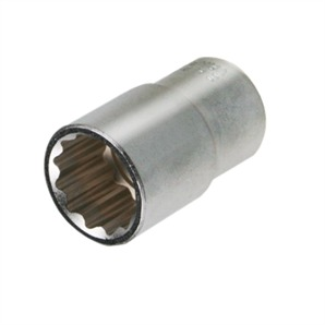 """SW-Stahl Steckschlüsseleinsatz 1/2"""" Zwölfkant 15 mm"""