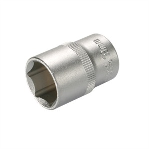 "SW-Stahl Steckschlüsseleinsatz 1/2"" 16 mm 6-Kant"